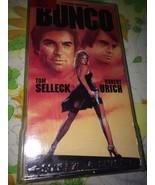 VTG RARE Ex-Rental Lorimar BUNCO VHS Tape Tom Selleck Robert Ulrich 1977 - $25.60