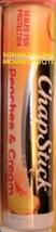 ChapStick PEACHES n CREAM Moisturizing Lip Balm Gloss Limited Edition Se... - $3.00