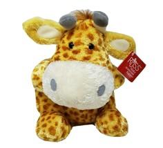 RUSS BERRIE LUVVIES JAMES THE BABY YELLOW GIRAFFE STUFFED ANIMAL PLUSH T... - $36.47