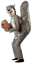 Squirrel Costume Adult Men Women Animal Halloween Party One Size GC6513 - $83.99