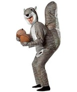 Squirrel Costume Adult Men Women Animal Halloween Party One Size GC6513 - $83.99
