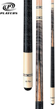 Players C-9921 Classic Smoke-Stained Birds-Eye Maple with Inlay Points a... - $277.99