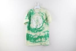Vintage NBA Mens Small Boston Celtics Basketball Spell Out Acid Wash T-S... - $34.60