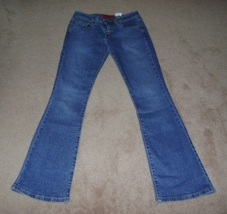 Levi's 518 Superlow, Stretch, Bootcut Jeans.  Size 1 JR M.   - $18.00