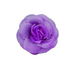 4 Pieces Of Cute Handmade Jewelry Adjustable Small Purple Rose Ring
