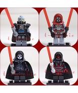 Darth MARR Darth Nihilus REVAN Darth MALGUS Star Wars Minifigure Lot +St... - $25.00