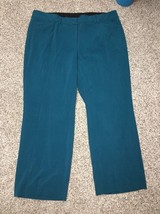 Lane Bryant Pants Womens Plus Size 28 Inseam 31 Tummy Panel NWOT - $13.77