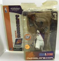Amare Stoudemire 2003 McFarlane NBA Series 4 Phoenix Suns White Purple J... - $9.49