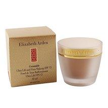 Elizabeth Arden Ceramide Ultra Lift & Firm Makeup SPF 15 - # 04 Sandstone  - $27.65