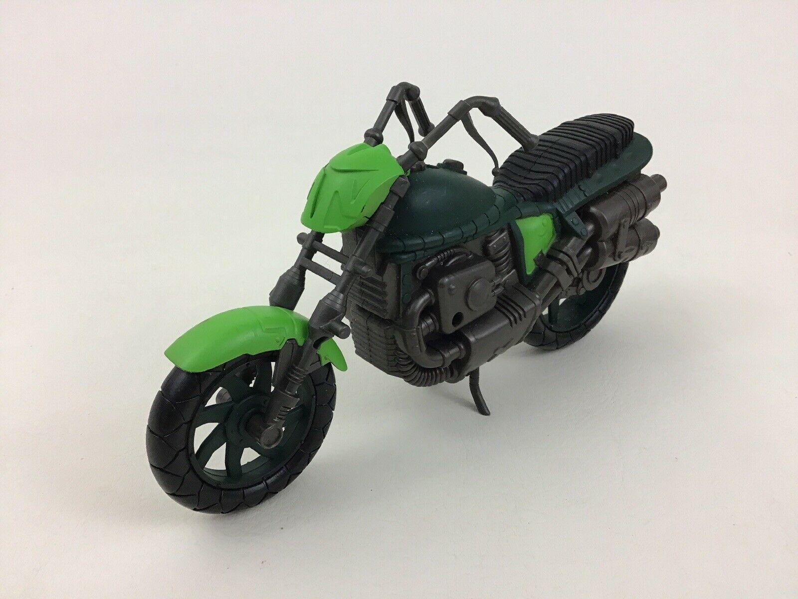 Teenage Mutant Ninja Turtles Action Figures Motorcycle 7pc Lot Playmates Toys