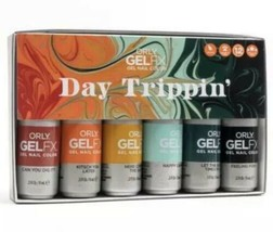 Orly Day Trippin Spring 2021 Spirng Collection Gel Polish Set of 6 - $58.40