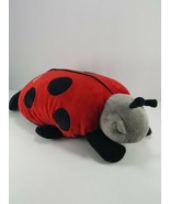 Cloud b Kids Plush Aroma Pillow Sleep Aid Red Black Lady bug Scent Pack ... - $17.81