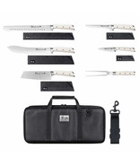NEW Cangshan S Series 7-piece BBQ Knife Set Select Color , FREE SHIPPING - $135.99