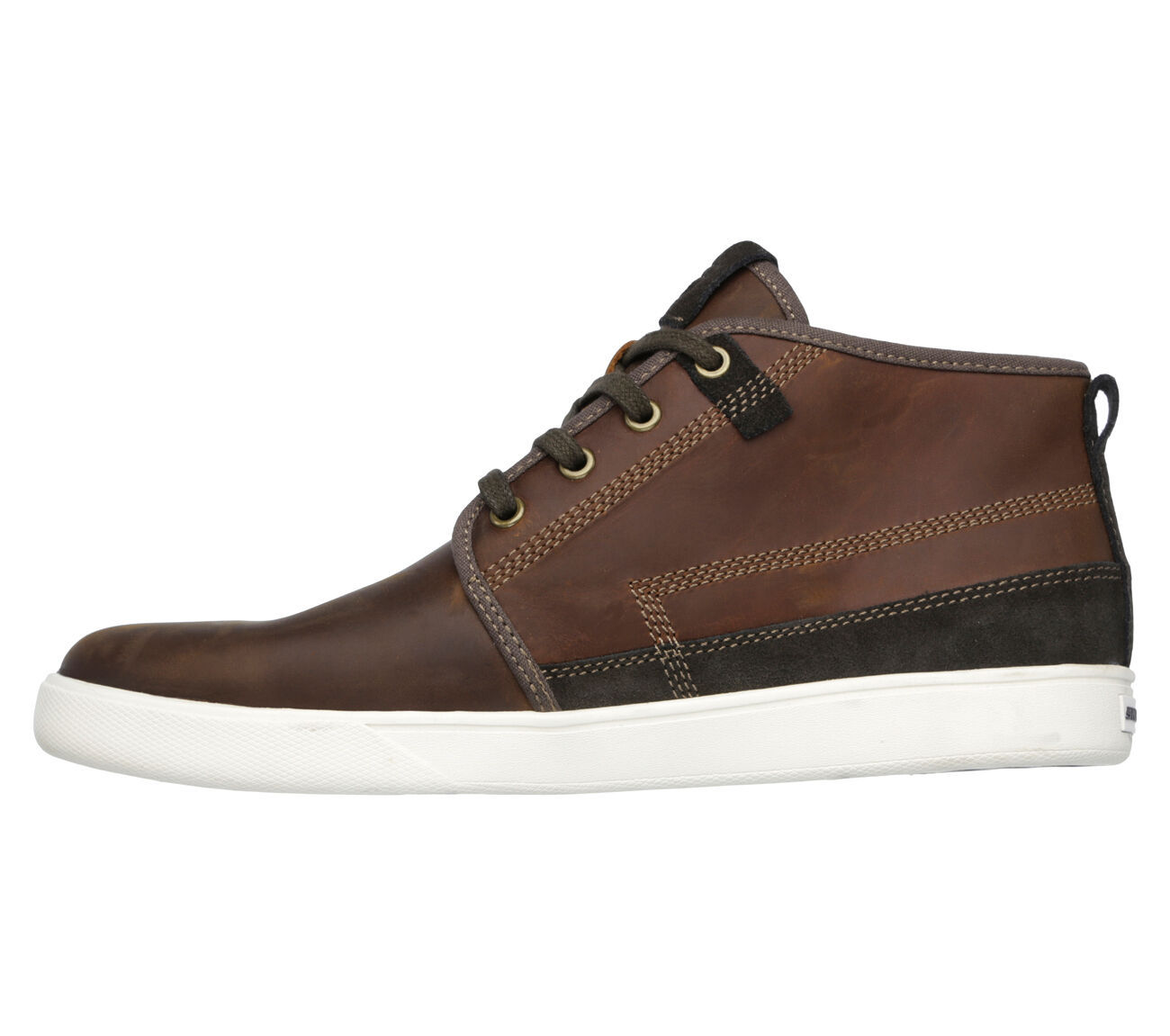 Men's SKECHERS CLASSIC FIT: Venice - Macklin Casual Shoe, 64875 CDB Sizes 8-14