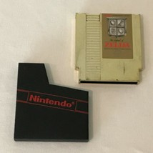 Nintendo NES The Legend of Zelda Gold Video Game Cartridge with Sleeve, ... - $24.99