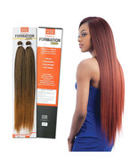 Model Model Glance 2X Formation Braid Synthetic Pre-Stretched Extension ... - $3.99