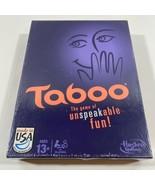 Hasbro Taboo Board Game - Factory 2013 - $23.35