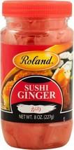 Sushi Ginger By Roland 8oz - $12.38