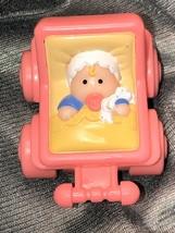 Little People Baby In Stroller Htf - $21.28