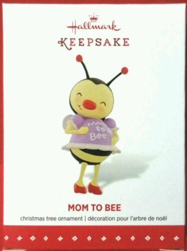 Hallmark Keepsake Ornament 2015 Mom To Be Bee Expecting