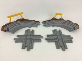 Geotrax Mountain Blast Construction Tracks Replacement Pieces Fisher Price 2003 - $17.77