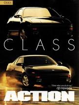 "1993 Toyota Celica ""Class Action"" Vintage Advertisement - $4.94"
