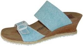 Papillio-BIRKENSTOCK Della Stretch Wedge Sandals sz 36/5 - $33.68