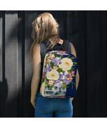 The Blues Artwork Designed Backpack - $54.50