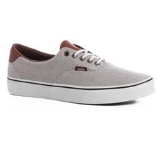 0d44c18c40 Vans Era 59 (Oxford  amp  Leather) Black True White Skate Shoes Men