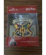 Hallmark Harry Potter 2018 Houses Crest Holiday Christmas Tree Ornament New - $16.00