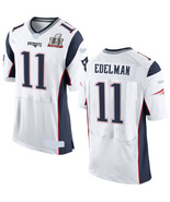 Julian Edelman #11 Patriots Men's Super Bowl 51 LI Jersey All sizes Cust... - $59.90