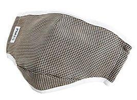 Classical Lattice Masks PM2.5 Anti-smog Antibacterial Carbon Mask- 09 - $10.31