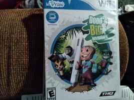 Nintendo Wii uDraw Dood's Big Adventure image 1