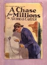 NEW MAGNET LIBRARY-#1259-CHASE FOR MILLIONS-NICK CARTER FR - $31.53