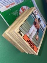 1987 Topps Baseball Card lot. 98 Common Cards. Fresh 2021 pulls - $4.74