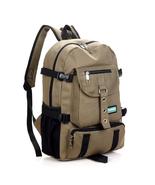 backpack school bag canvas bag designer backpacks for men - $29.00