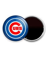 CHICAGO CUBS BASEBALL TEAM FRIDGE REFRIGERATOR MAGNETS SPORTS GAME FAN G... - $10.49+