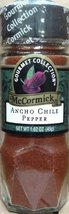 McCormick Gourmet ANCHO CHILE PEPPER 1.62oz (3 Pack) - $34.60