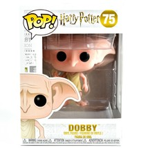 Funko Pop! Harry Potter Dobby Snapping Fingers #75 Vinyl Action Figure NIB image 1