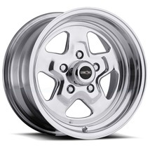 One 15x8 Vision 521 Nitro 5x4.75 0 Polished Wheels Rims - $125.71