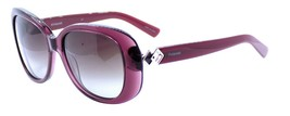 Polaroid PLD 4051/U/S LHFWJ Women's Sunglasses 55-17-140 Burgundy / Gray... - $43.49