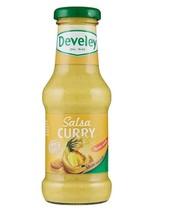 Girls Salsa Curry Sauce Gluten Free Sauce Bottle Table Sauce glass bottle 250ml - $5.70