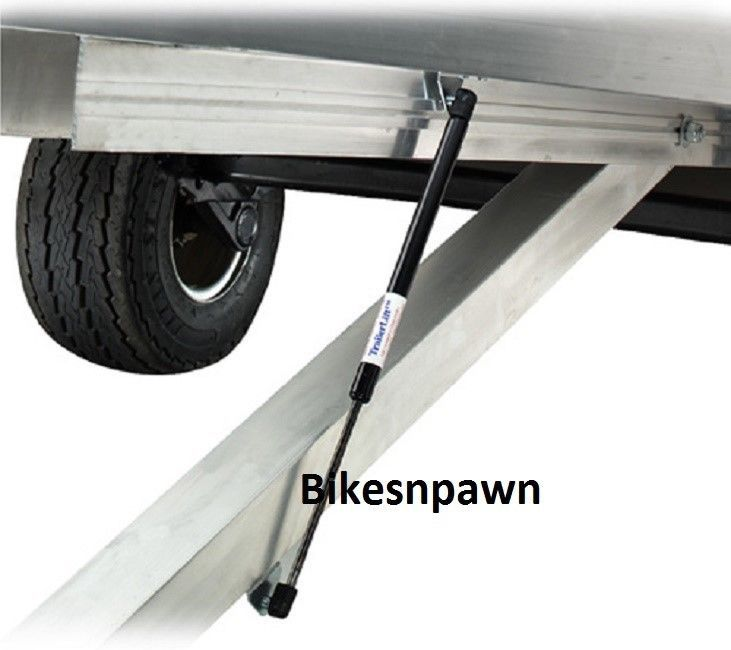 New Caliber Snowmobile Motorcycle Trailer Lift Assist with Metal Ends