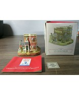 """Liberty Falls Americana Collection AH96 """"Ice Cream Parlor"""" Building New!  - $9.89"""