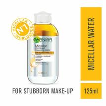 Garnier Skin Naturals, Micellar Oil-Infused Cleansing Water, 125ml (Pack of 1) - $9.30