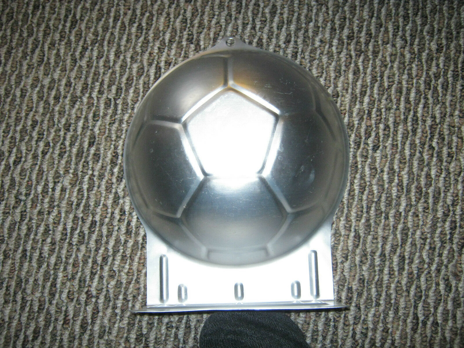 Primary image for Wilton Soccer Ball Cake Pan (2105-2044, 2001)