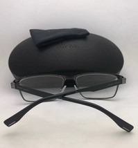 New HUGO BOSS Eyeglasses 0832 Z2I 52-19 140 Tortoise & Black Rubberized Frames