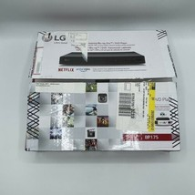 LG BP175 Wired Streaming Blu-ray Disc / DVD Player BP 175 - Black. New in box - $57.42