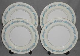 Set (4) Theodore Haviland Clinton Pattern Dinner Plates New York - $39.59