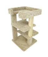 "3 LEVEL, 33"" CAT TREE - *FREE SHIPPING IN THE UNITED STATES* - $125.95"